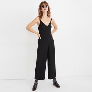 NWT Madewell Thistle Camisole Jumpsuit (size 24)
